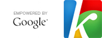 kevinforgoogle.com is EMpowered by Google